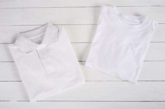 흰색 티셔츠