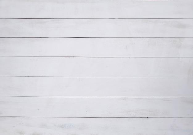 풍화된 나무 판자의 흰색 질감. 확대