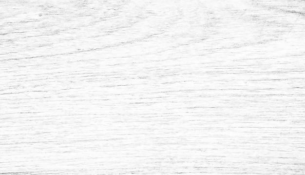 Белая текстура деревянной таблицы как предпосылка.