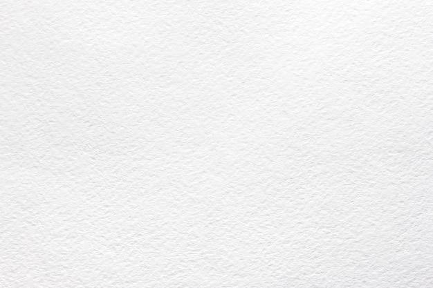 White texture watercolor paper
