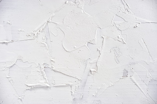 White texture of wood covered with filler