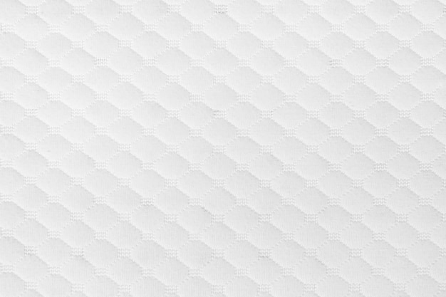 디자인에 대 한 흰색 질감 된 직물 패턴 배경