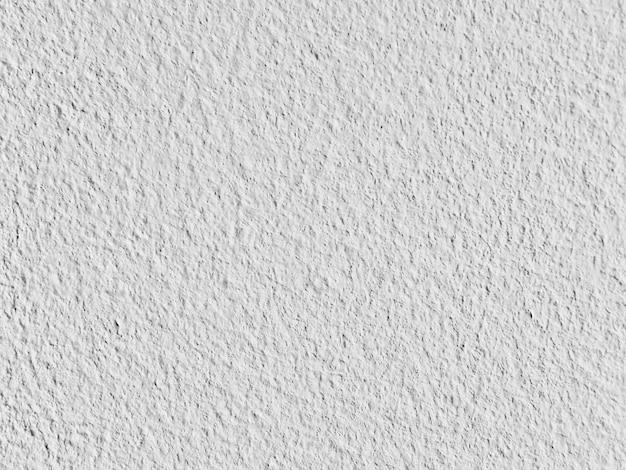 コンクリートの壁の背景のテクスチャホワイト Premium写真