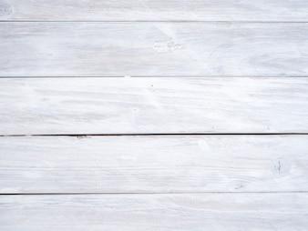 White textured wooden board background