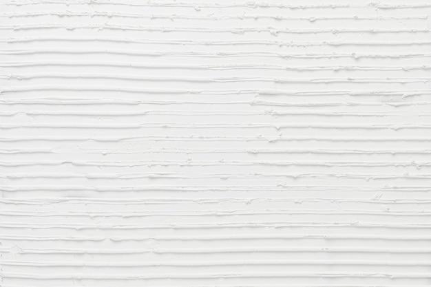 Fondo strutturato della pittura della parete bianca