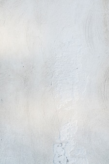 White wall surface with smooth texture