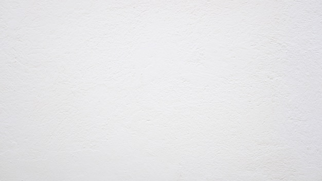 White wall with texture background