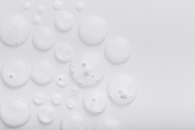 White water drop background