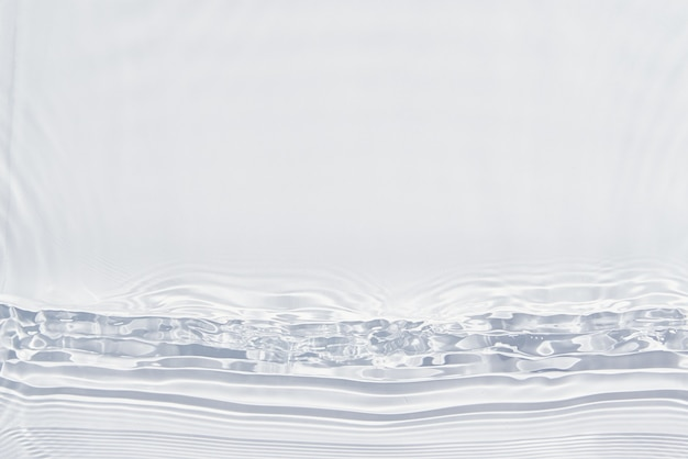 White water surface background  with reflections splashes and bubbles