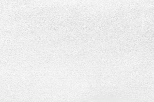 White watercolor papar texture background for cover card design or overlay aon paint art background.