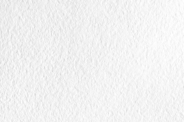 白い水彩紙の背景