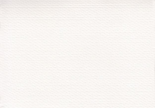 Текстура белой акварельной бумаги