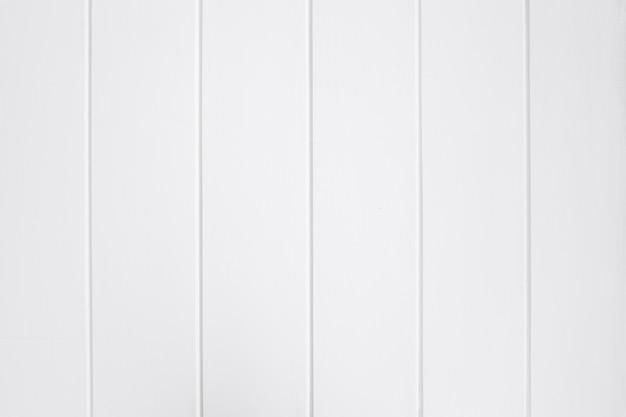 Sfondo di legno bianco