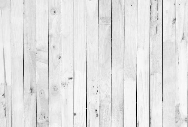 Текстура белой деревянной доски и фон