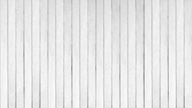 배경 흰색 나무 판자 텍스처입니다.