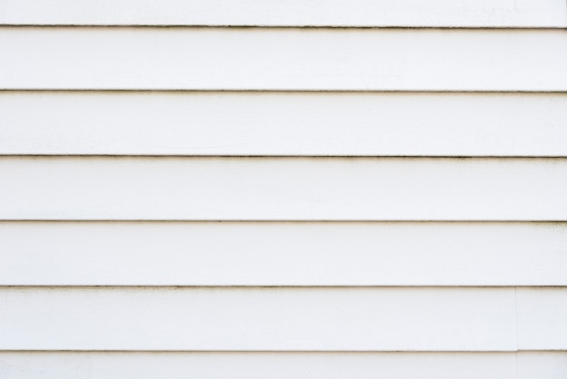 White wood planks wall background