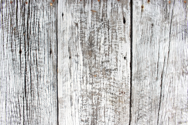 White wood table texture background