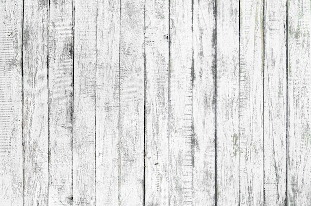 White wood texture background coming from natural tree. old wooden panels that are empty and beautiful patterns.