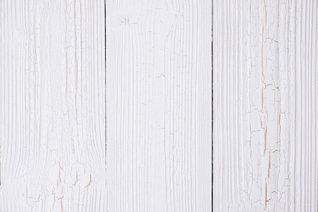 White wood texture with natural striped pattern background