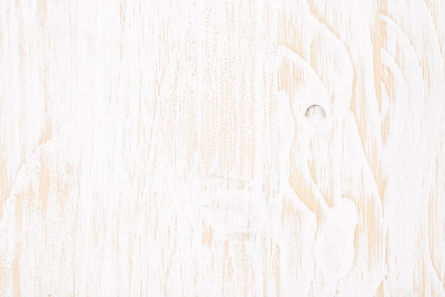 Белый деревянный фон, текстура деревянного стола как шаблон