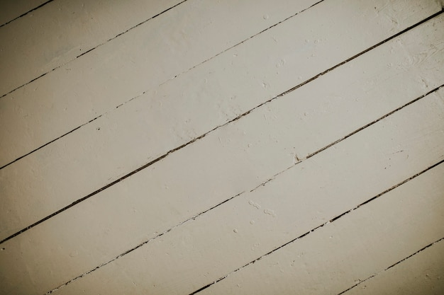 White wooden board planks background