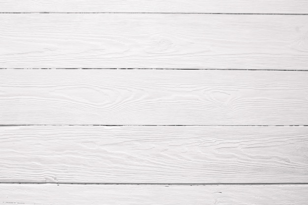 White wooden boards background texture for design