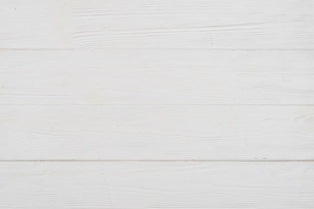 White wooden surface background