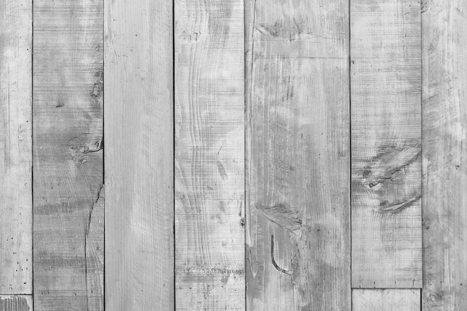 White wooden table texture for background