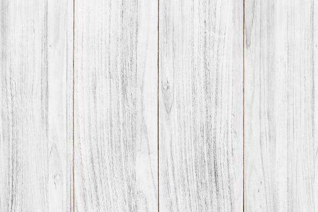 白い木のテクスチャフローリングの背景