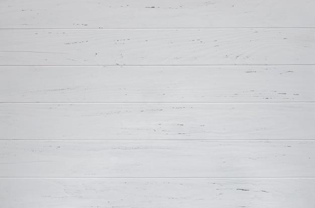 보드의 흰색 나무 질감 된 배경입니다. 공간 복사