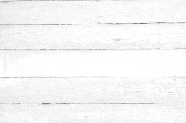 White wooden wall and seamless background