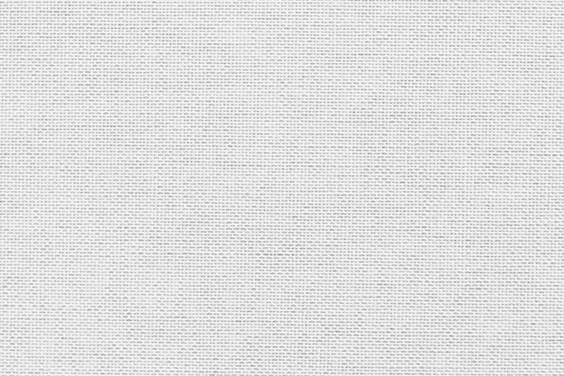 White woven fabric
