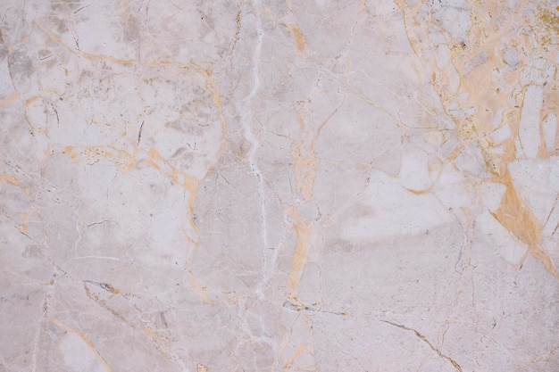 White and yellow marble for textured background