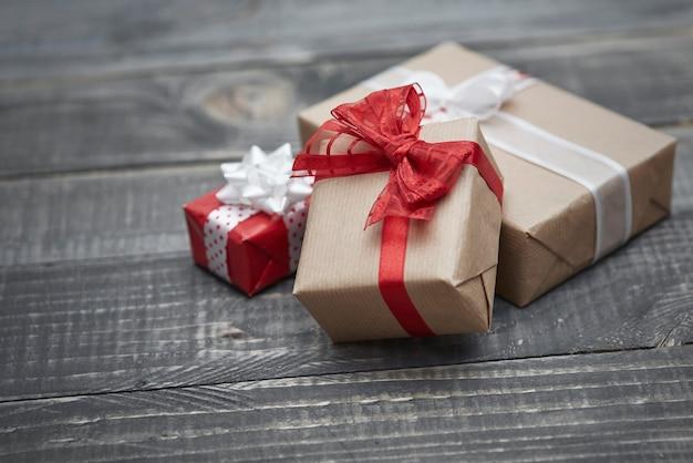 누가 크리스마스 선물을 받고 싶어?