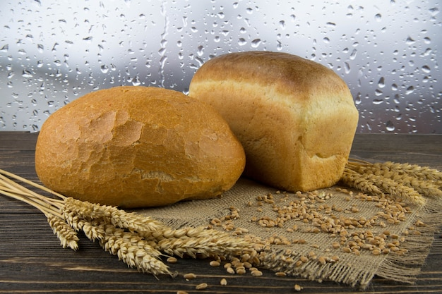 Хлеб из цельной зерна