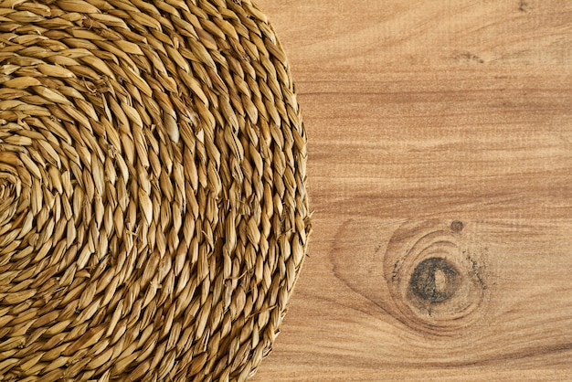 Wicker background and texture