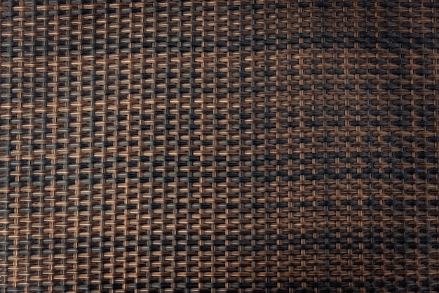 Wicker texture background. detail of weave seamless texture.