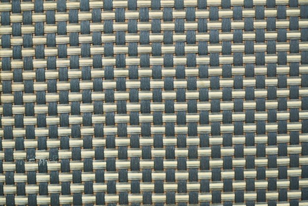 Wicker texture straw macro horizontal
