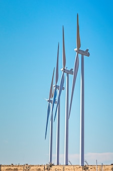 テキサスの風力発電所