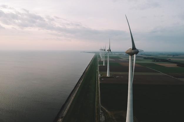 Ветряная электростанция нидерланды