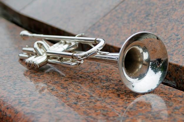 Труба для духовых инструментов
