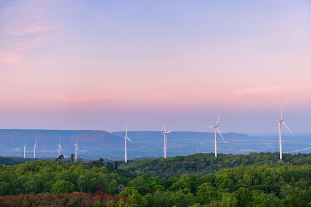 Wind turbine technology発電所の発電タービン