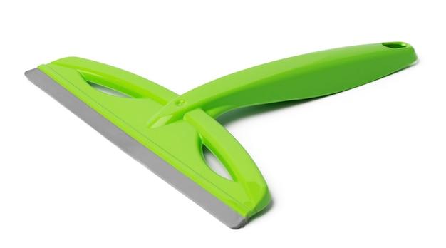 Инструмент для мытья окон, изолированные на белом фоне
