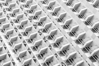 Window pattern of building