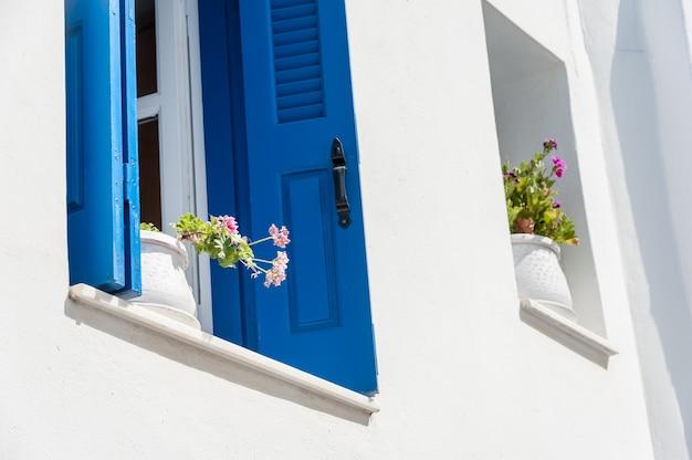 Windows in naxos