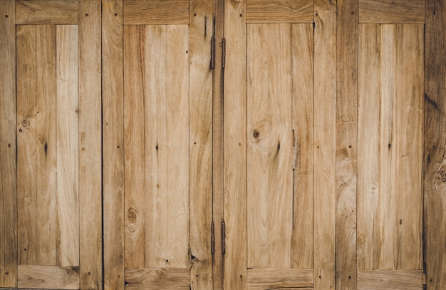 Windows in the old wooden house, background and texture