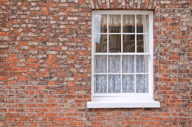 Windows on wall