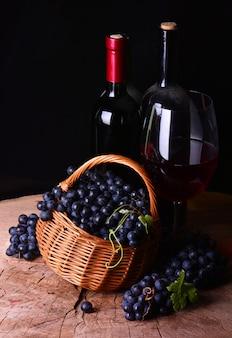 Wine cellar, this year's harvest