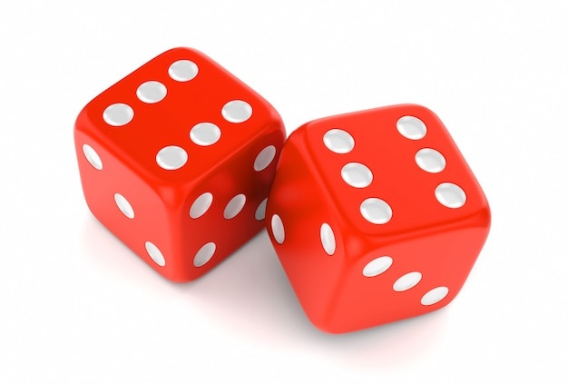 Winning combination on dice