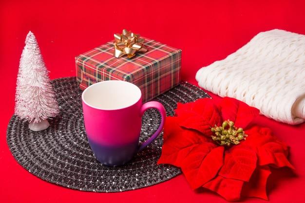 겨울 커피 한잔